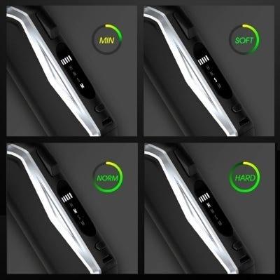 SMOK Priv N19 - 4 Wattage Modes