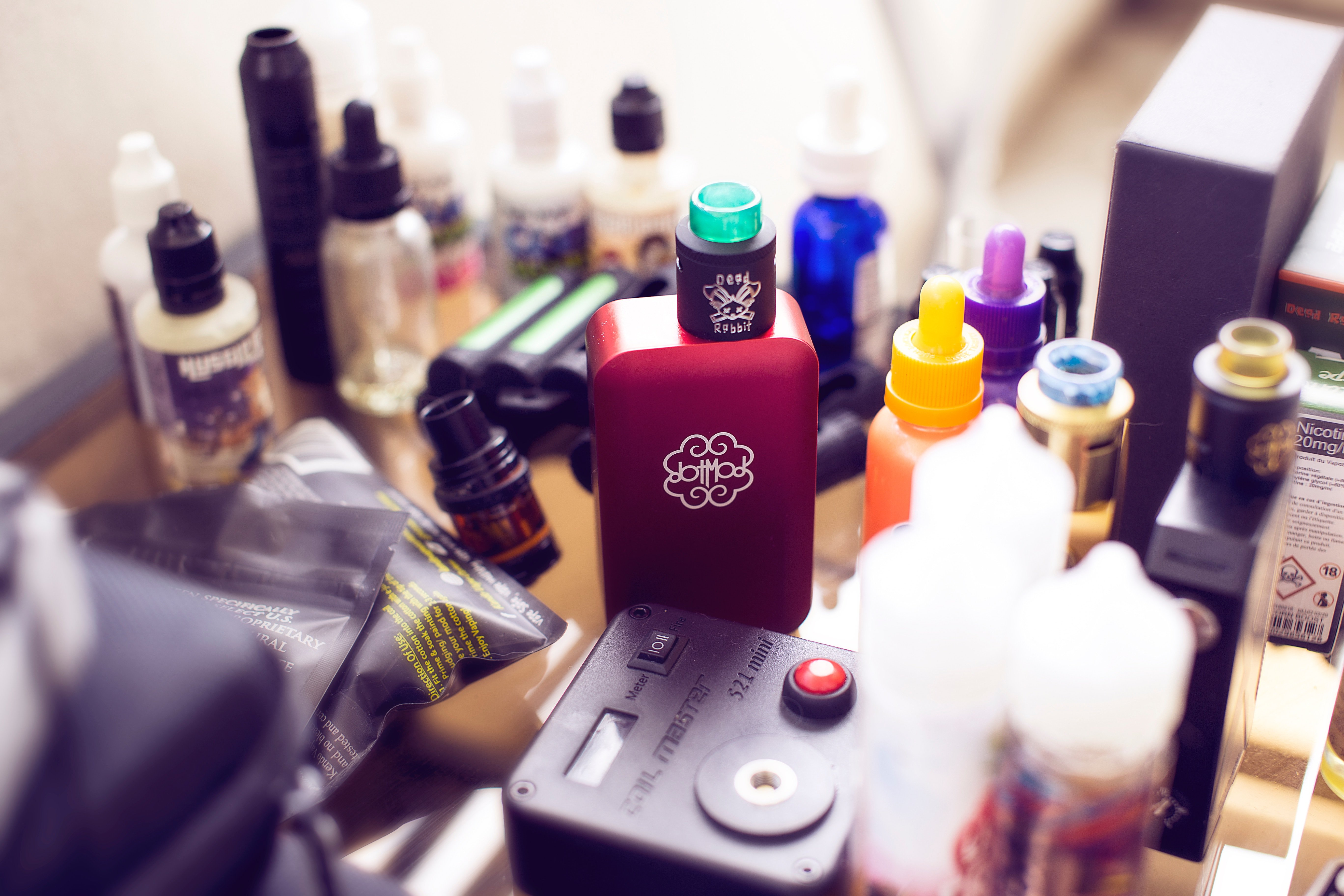 13 Vape Gear Essentials That You Should Never Run Out Of